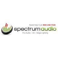 Spectrum Audio coupons