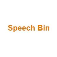 Speech Bin coupons