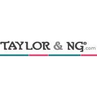 Taylor & Ng coupons
