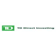 TD Direct Investing coupons