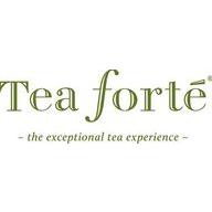 Tea Forte coupons