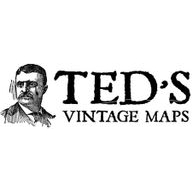 Ted's Vintage Maps coupons