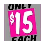 The 15 Dollar Store coupons