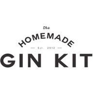 The HomeMade Gin Kit coupons