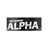 The Original Alpha coupons