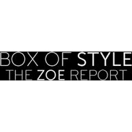 The Zoe Report coupons