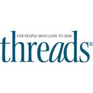 Threads Magazine coupons