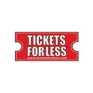 Tickets For Less coupons