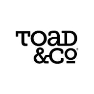 Toad & Co coupons