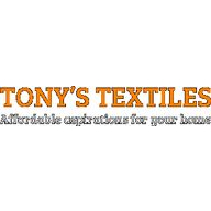 Tony's Textiles coupons