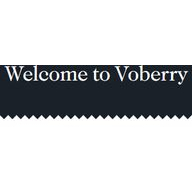 Voberry coupons