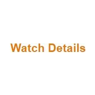 Watch Details coupons