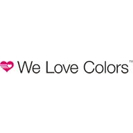 We Love Colors coupons