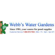 Webb's Water Gardens coupons