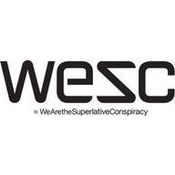 WeSC coupons