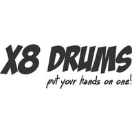 X8 Drums & Percussion coupons