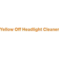 Yellow Off Headlight Cleaner coupons