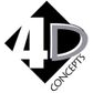 4D Concepts coupons