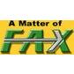 A Matter Of Fax coupons