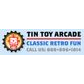 Aaron's Tin Toy Arcade coupons