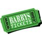 Barry's Tickets coupons