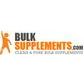 Bulk Supplements student discount