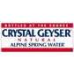 Crystal Geyser coupons