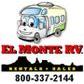 El Monte RV student discount