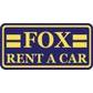 Fox Rent A Car coupons