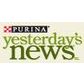 Purina Yesterday's News coupons