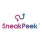 SneakPeek coupons