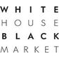 White House Black Market student discount