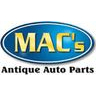 Mac's Antique Auto Parts Discounts